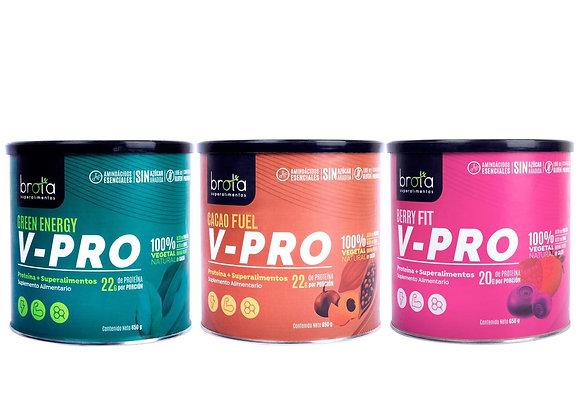 Proteína V-pro Brota