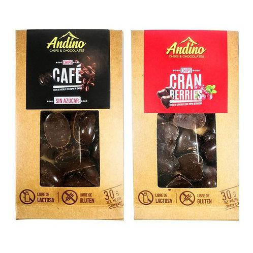 Bombones de Cacao Andino