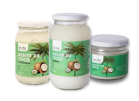Aceite de Coco Brota 500mL