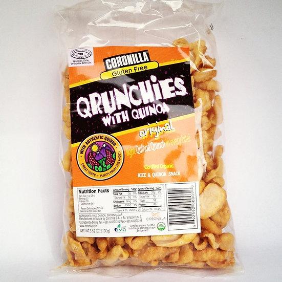 Qrunchies de Quinoa sabor original