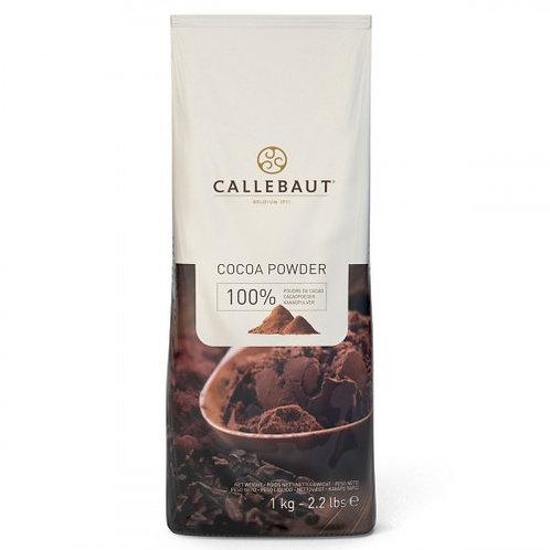 Cacao en polvo Callebaut