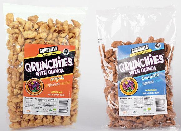 Qrunchies de Quinoa
