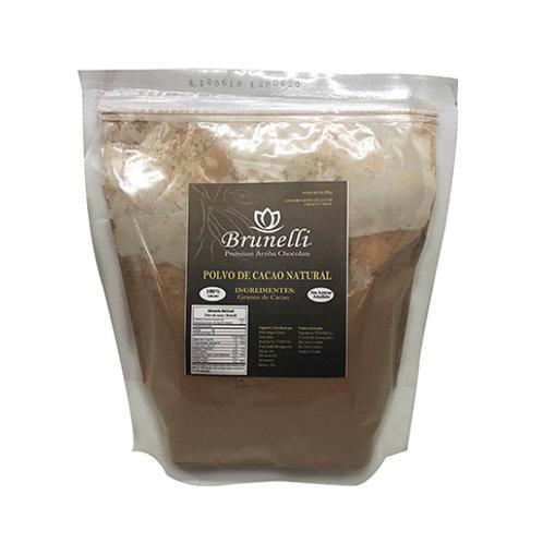 Cacao en polvo Brunelli