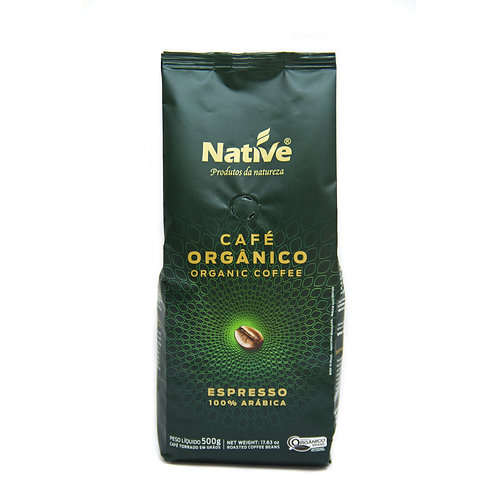 Café Orgánico Granos