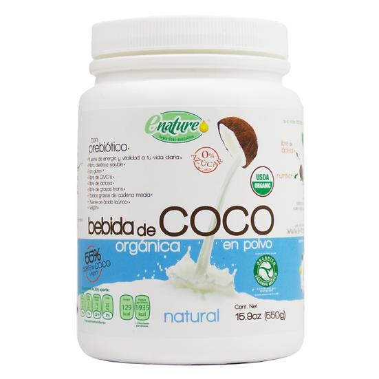 Leche Coco Enature