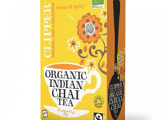 Té Negro Indian Chai Orgánico