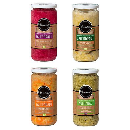 Sauerkraut La Fermentista