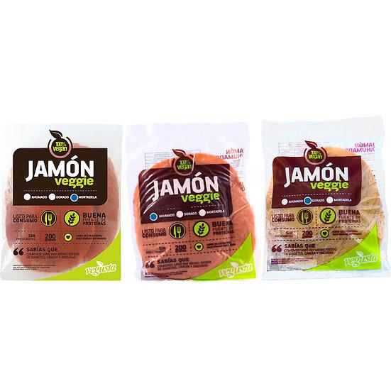Jamones Veggie