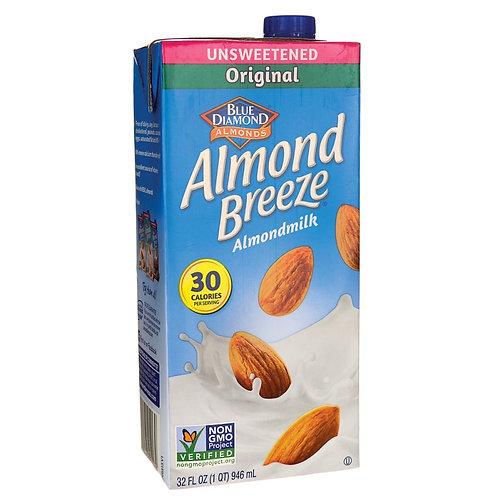 Leche Almendra sin azúcar