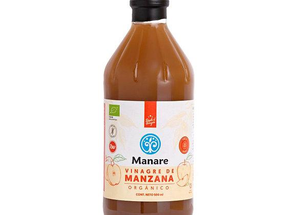 Vinagre Manzana Orgánico 500mL