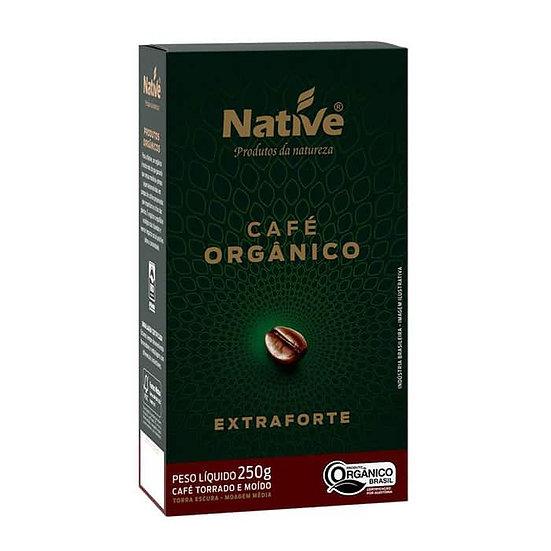 Café Orgánico Molido