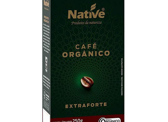 Café Orgánico Molido 250g