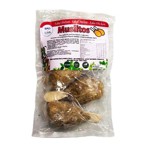 Fake Chicken Muslitos