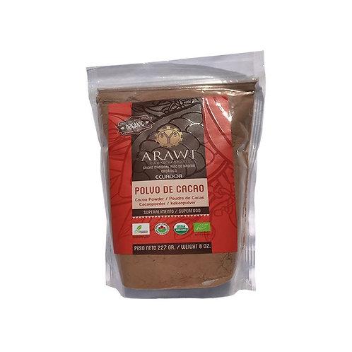 Cacao en polvo Arawi