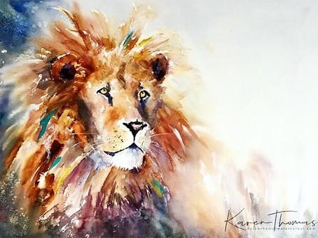 The Lion Sleeps tonight (in Bath!)