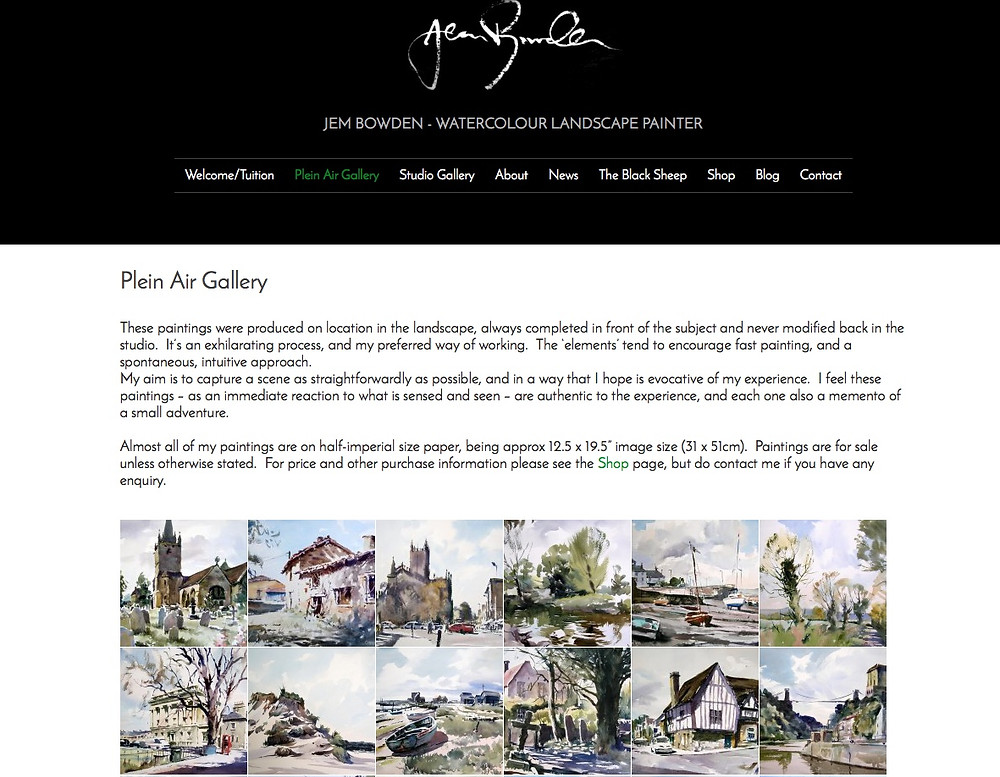 Jem's website