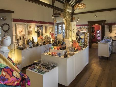 Cotehele Gallery - new exhibition