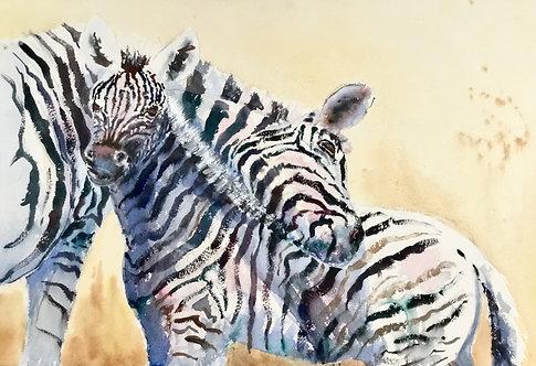 Motherhood in Stripes