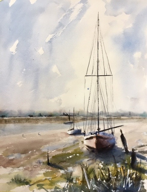 """The Ranger"", Heybridge Basin"