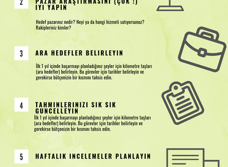 Ankara Anlaşması İş Planı için 8 Önemli Tavsiye [2019]