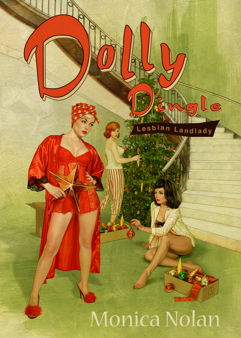 Dolly Dingle Illustration