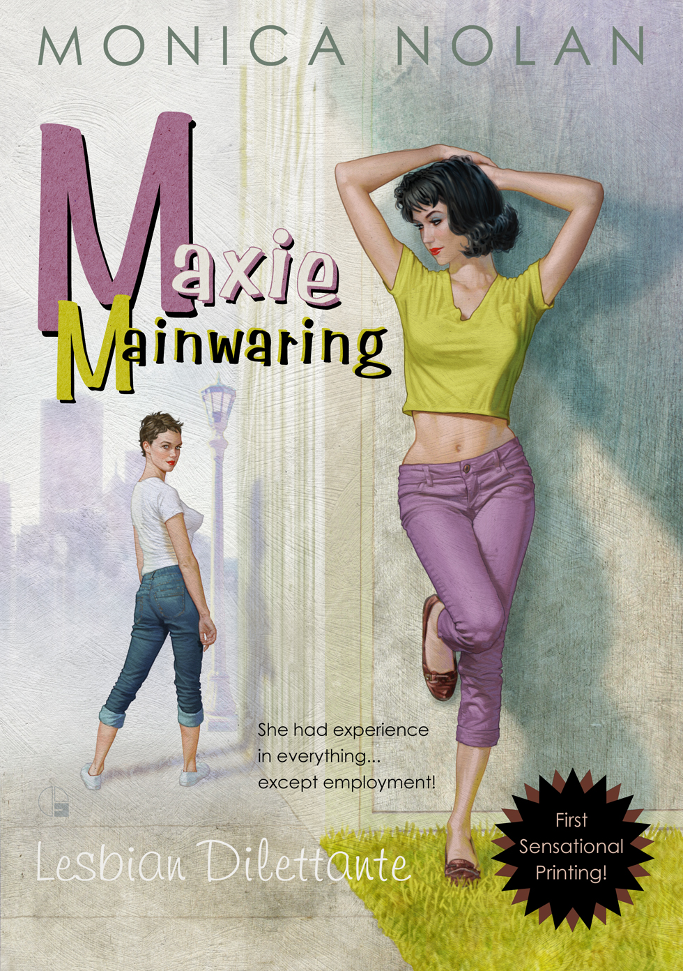 Maxine Mainwaring Illustration