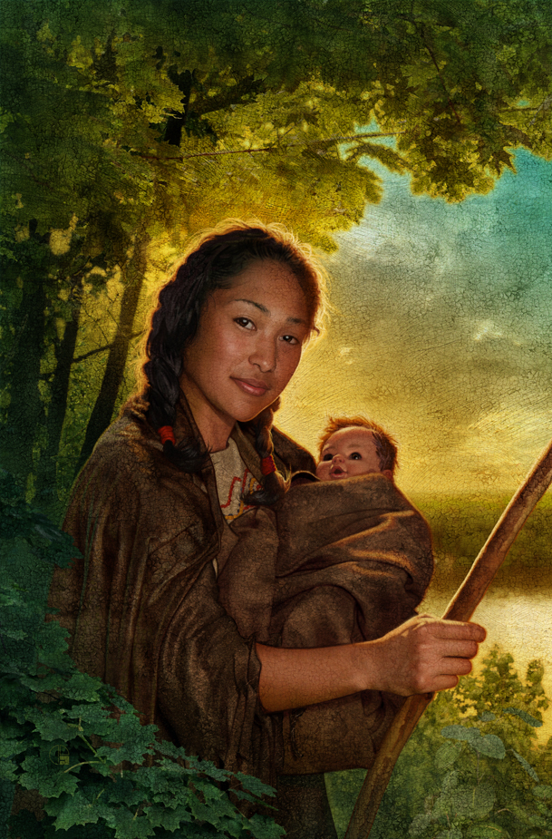National Geographic Sacagawea