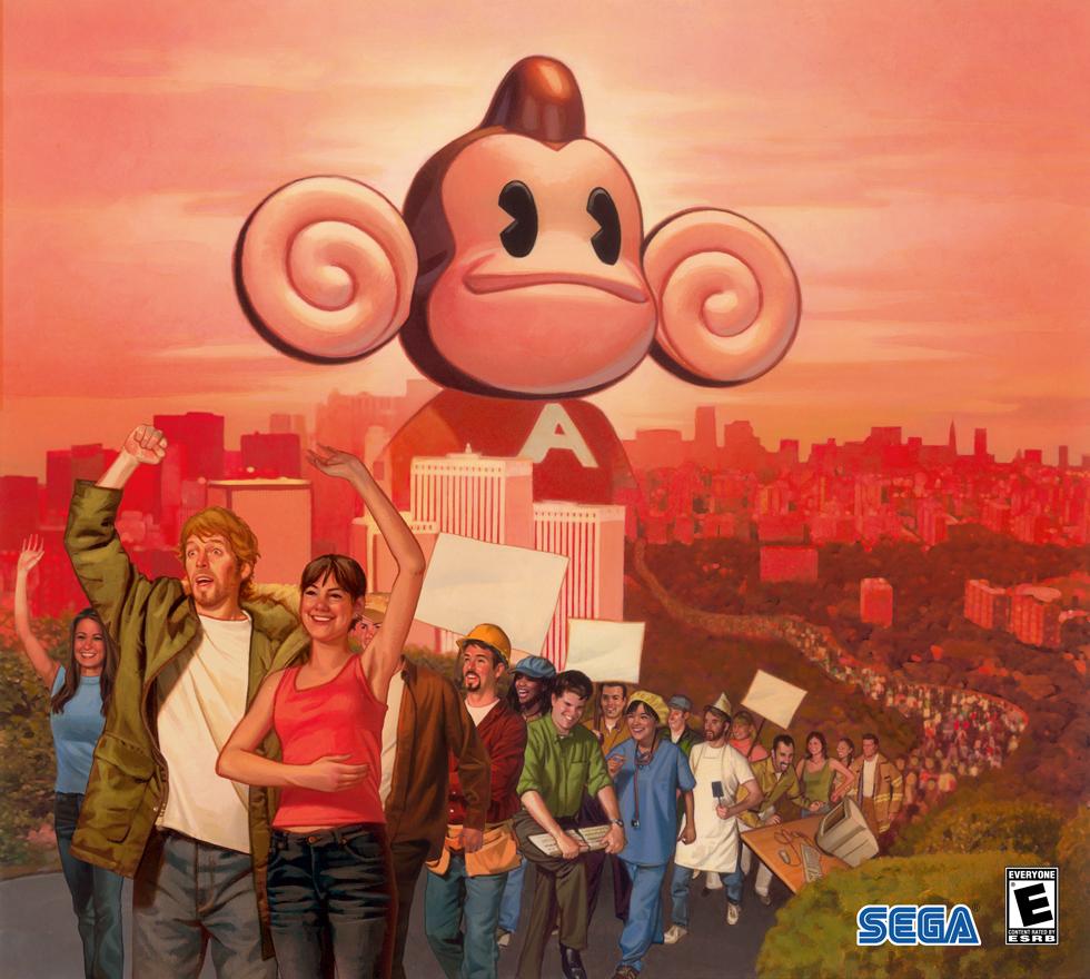 monkey ball 1 fini revised 2014 2 980
