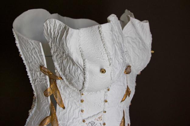 corset en porcelaine Limoges