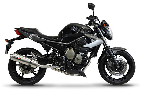 YAMAHA XJ 6 DIVERSION 2009 - 2016 OVAL+ GALERIE (FULL SYSTEM)