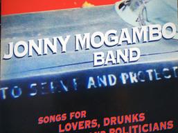 Jonny Mogambo Band - Songs for Lovers, Drunks & Politicians - Album