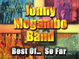 Jonny Mogambo Band - Best Of So Far - Album