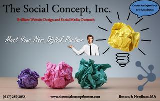 The Social Concept, Inc. - Meet Your New Digital Partner!