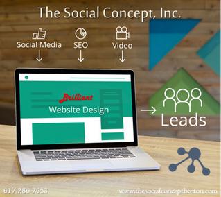 The Social Concept, Inc. - #1 Website Design