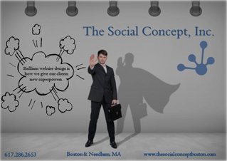 The Social Concept, Inc. - We give you superpowers!