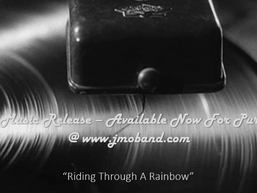"New Release Available NOW! ""Riding Through A Rainbow"""