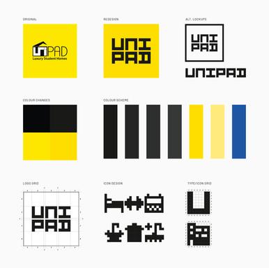 UniPad Logo Development