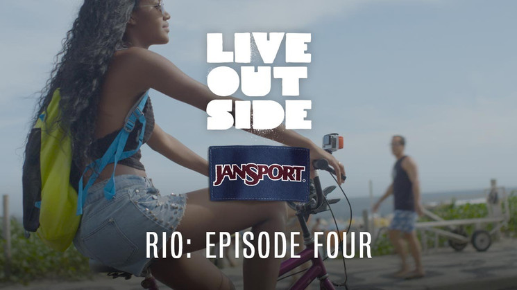 Jansport - Live Outside