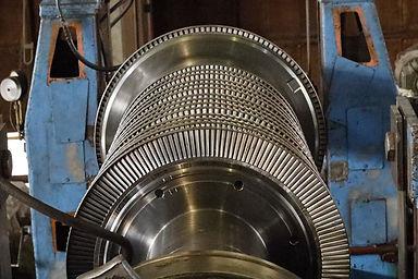 АО «УРАЛЭНЕРГОРЕМОНТ» изготовило и осуществило поставку нового ротора высокого давления для турбины мощностью 50 МВт.