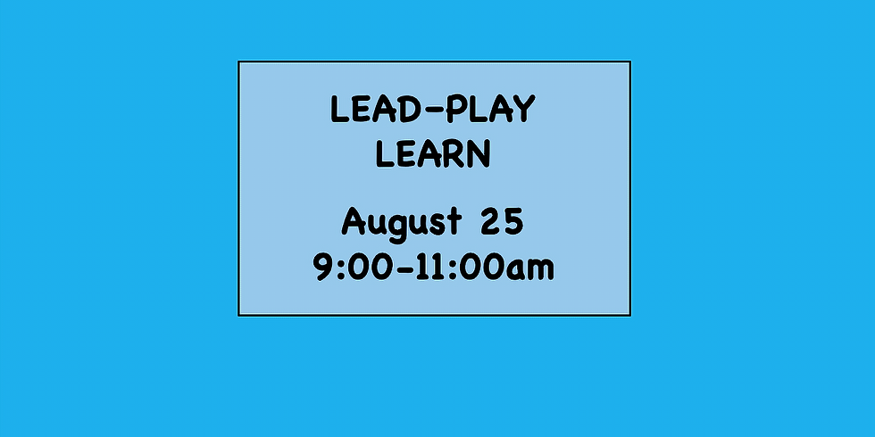 Lead-Play-Learn Together: Supporting Students and Teachers returning to school in a time of Pandemic