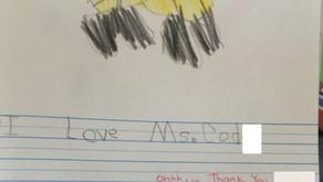 The Teacher Has My Child's Heart