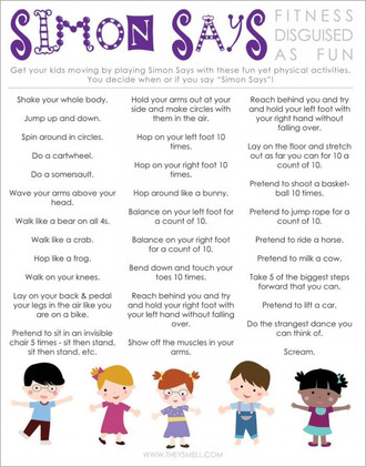 10 Social Distancing PE Activities & Gam