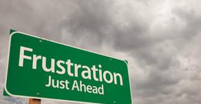 Que faire de la frustration?