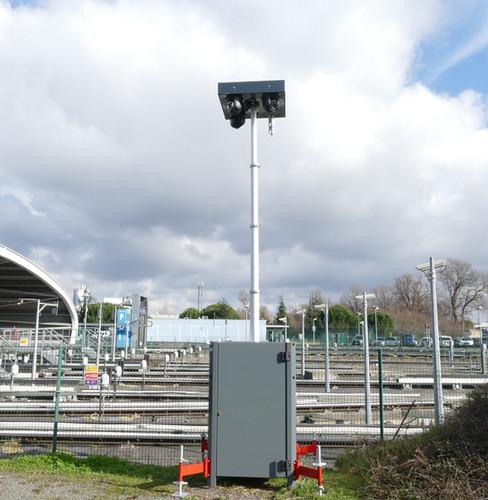 Solution vidéo radar pour réseau routier