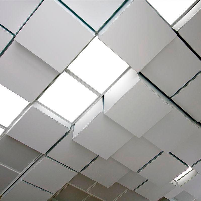 Dalle Lumineuse De Plafond Ref Lr Atria 6060 40w
