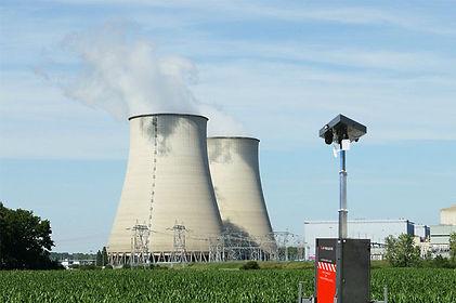 videosurveillance-centrale-nucléaire-ip-
