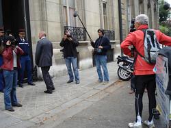 Eric FOURNIER Tour de France à vélo