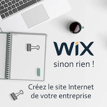 Créer le site Internet de votre entreprise en 21 h avec Wix