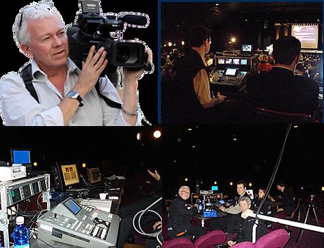 Broadcast Trotter diffusion audio en dir