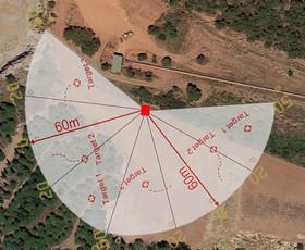 Calibrage radar de protection